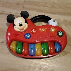 Mickey Mouse baby piano